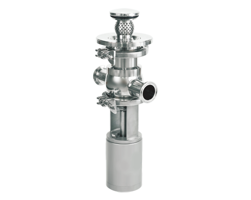 Cleaning Drain Valve