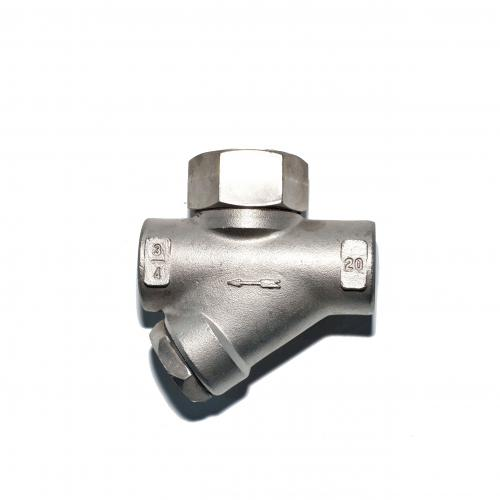 FORGING STAINLESS Y-STRAINER VALVE